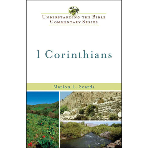 Load image into Gallery viewer, 1 Corinthians (Understanding The Bible Commentary)(Paperback)