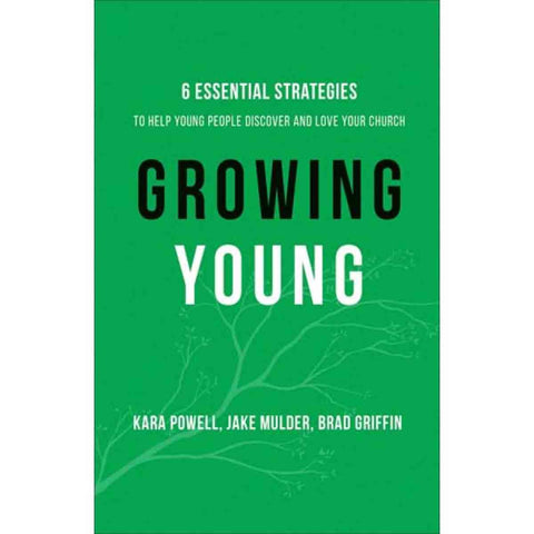 Load image into Gallery viewer, Growing Young (Paperback)