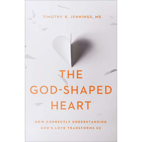 Load image into Gallery viewer, The God Shaped Heart (Paperback)