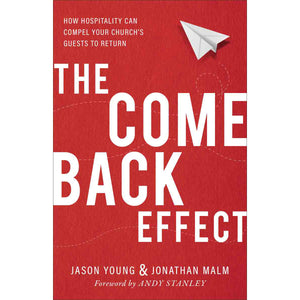 The Come Back Effect (Paperback)