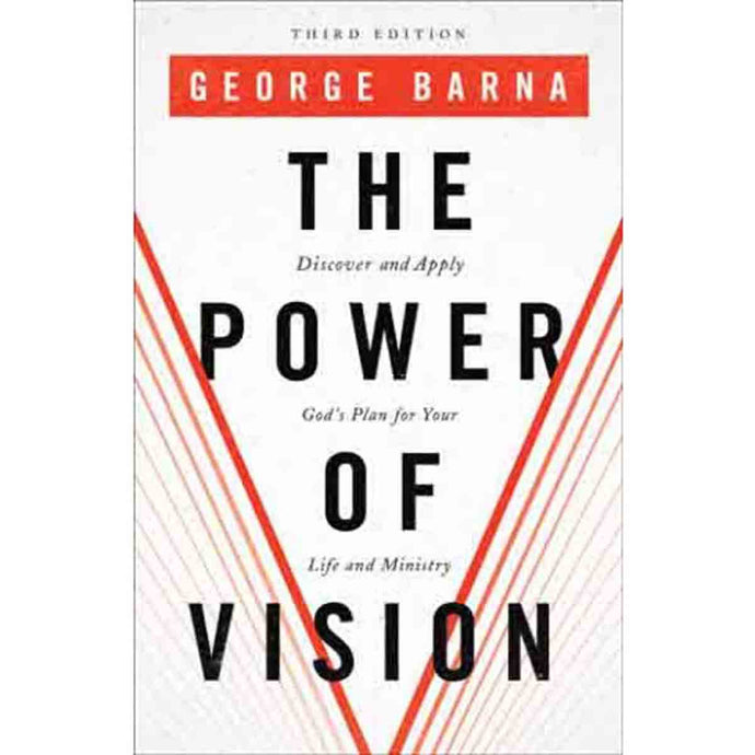 The Power Of Vision 3rd Edition (Paperback)