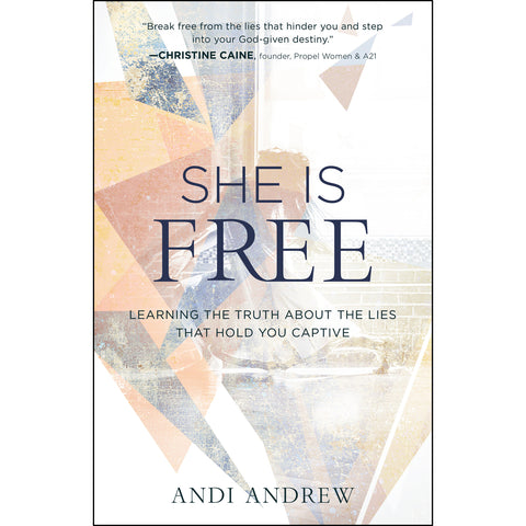 Load image into Gallery viewer, She Is Free (Paperback)