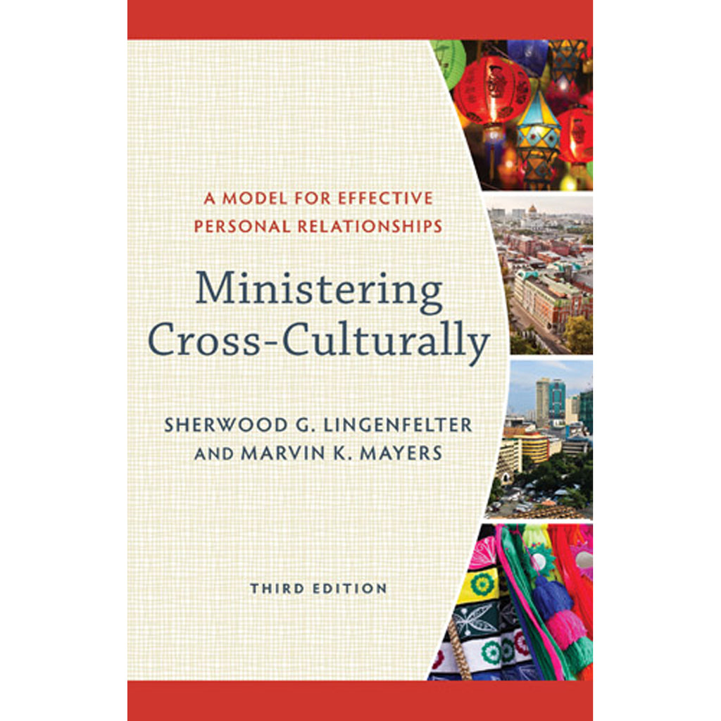 Ministering Cross Culturally 3rd Edition (Paperback)