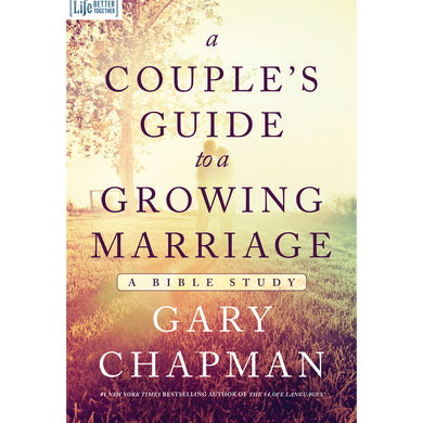 A Couples Guide To A Growing Marriage (Paperback)