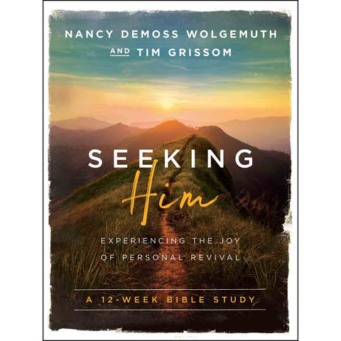 Seeking Him (Paperback)