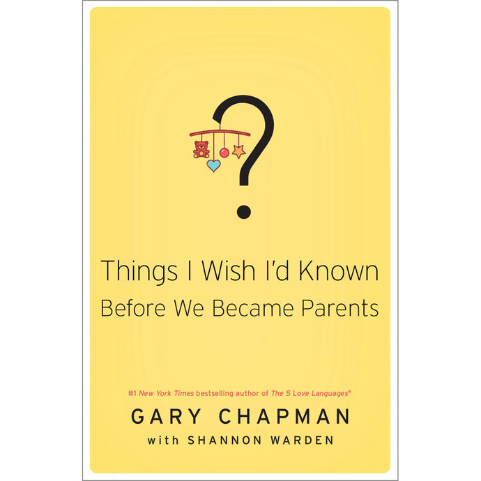 Things I Wish I'd Known Before We Became Parents (Paperback)