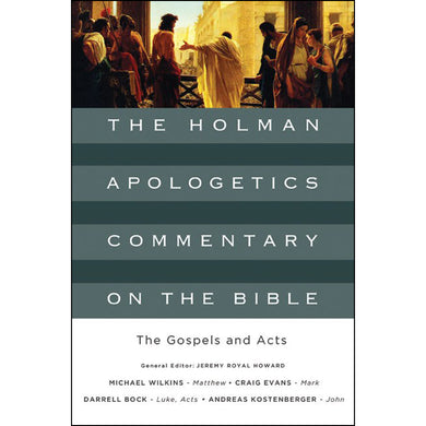 The Gospels And Acts (Hardcover With Dust Jacket)