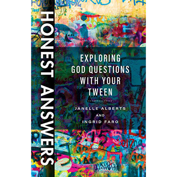 Honest Answers: Exploring God Questions With Your Tween (Paperback)
