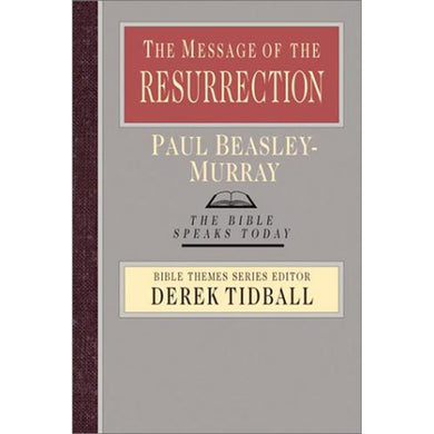 The Message Of The Resurrection: Christ Is Risen! (Paperback)