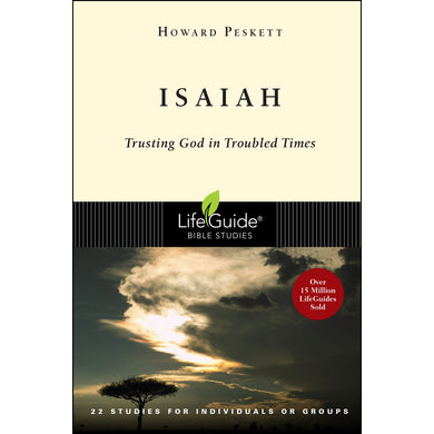 Isaiah (Lifeguide Bible Studies)(Paperback)
