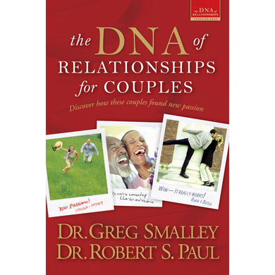 The Dna Of Relationships For Couples (Paperback)