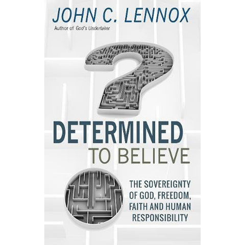 Determined To Believe (Paperback)