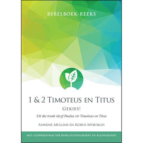 Load image into Gallery viewer, 1 & 2 Timoteus En Titus (Sagteband)