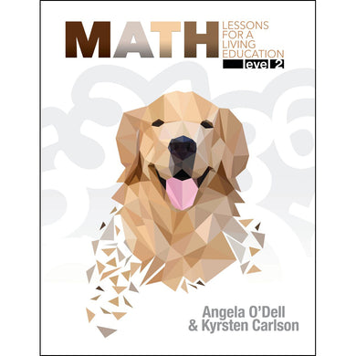 Math Lessons For A Living Education Level 2 (Math Lessons for a Living Education)(Paperback)