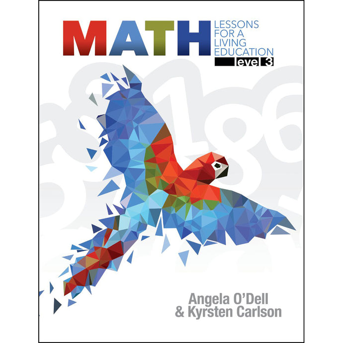 Math Level 3: Lessons For A Living Education (Paperback)