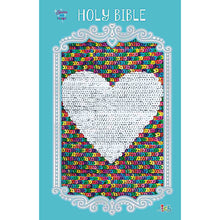 Load image into Gallery viewer, ICB Bible Sequin Sparkle And Change Rainbow (Hardcover)