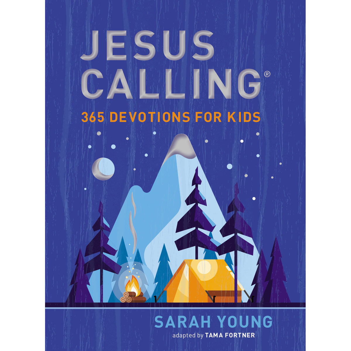 Jesus Calling: 365 Devotions For Kids (Boys Edition)(Hardcover)