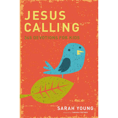 Jesus Calling: 365 Devotions For Kids (Hardcover)