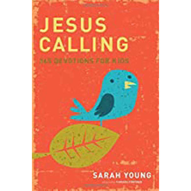 Jesus Calling: 365 Devotions For Kids (Paperback)