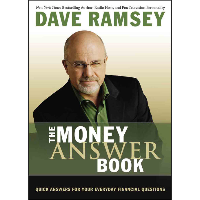 Money Answer Book (Paperback)