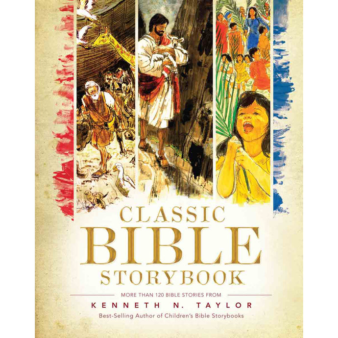 Classic Bible Storybook (Hardcover)