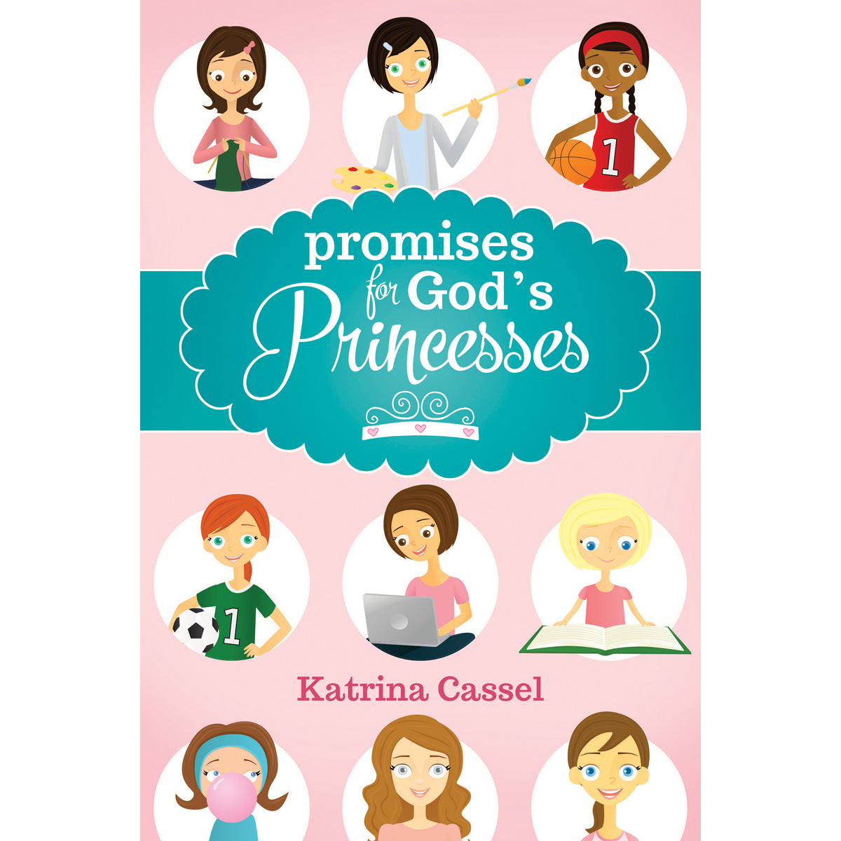Promises For God's Princesses (Hardcover)