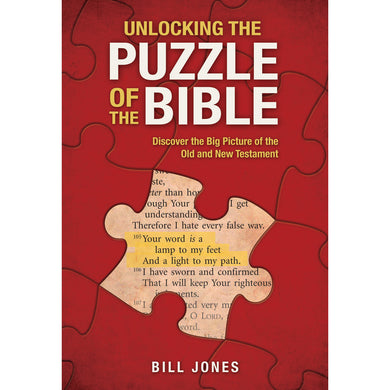 Unlocking The Puzzle Of The Bible (Paperback)