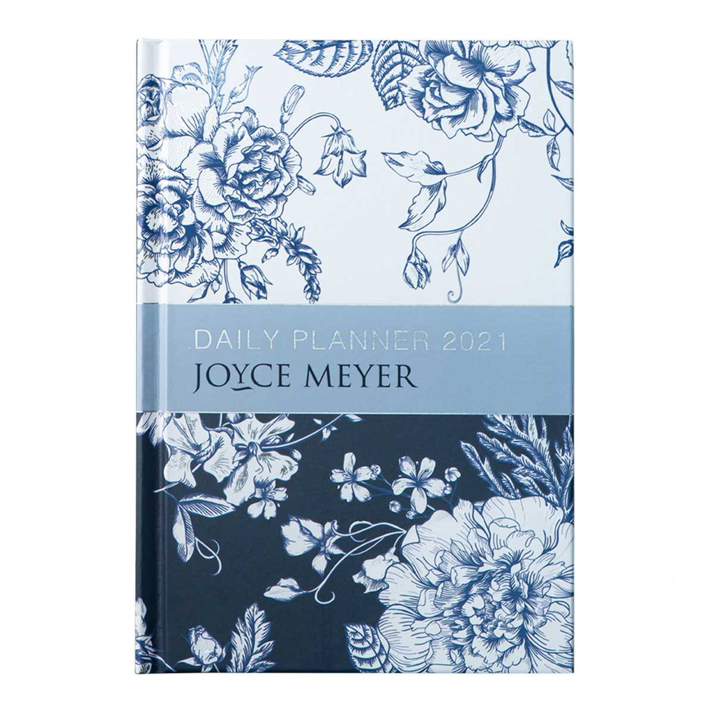 Joyce Meyer Daily Planner 2021 (Hardcover)
