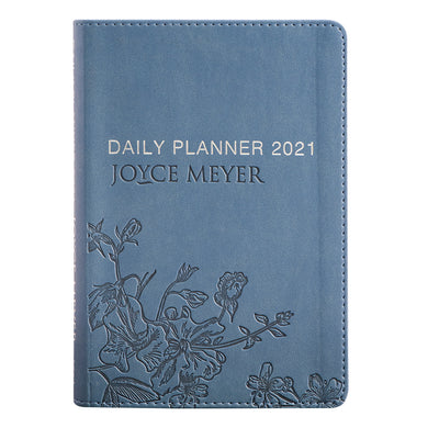Joyce Meyer Daily Planner 2021 Small (Imitation Leather)