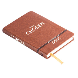 The Chosen: 40 Days With Jesus Book 1 (Imitation Leather)