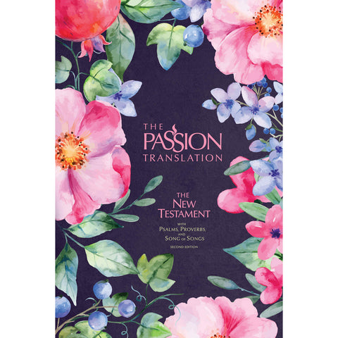 TPT The Passion Translation New Testament 2nd Edition Berry (Hardcover)