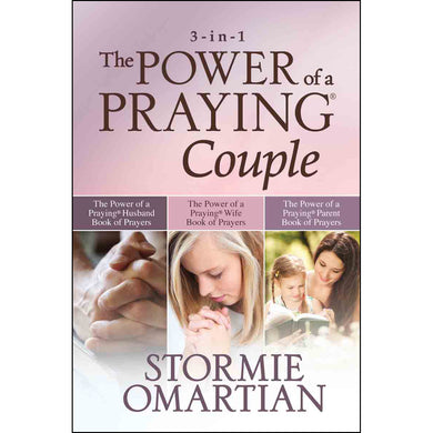 The Power Of A Praying Couple 3-In-1 (Paperback)