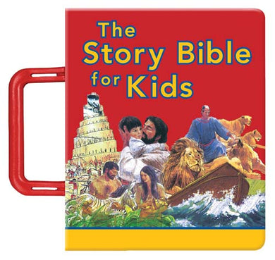 The Story Bible For Kids (Board Book)