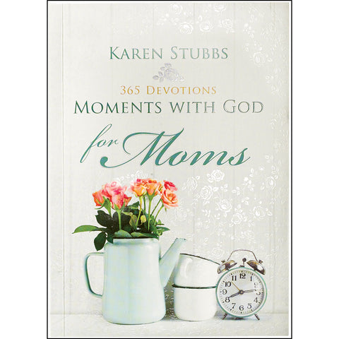 Moments With God For Moms (Paperback)