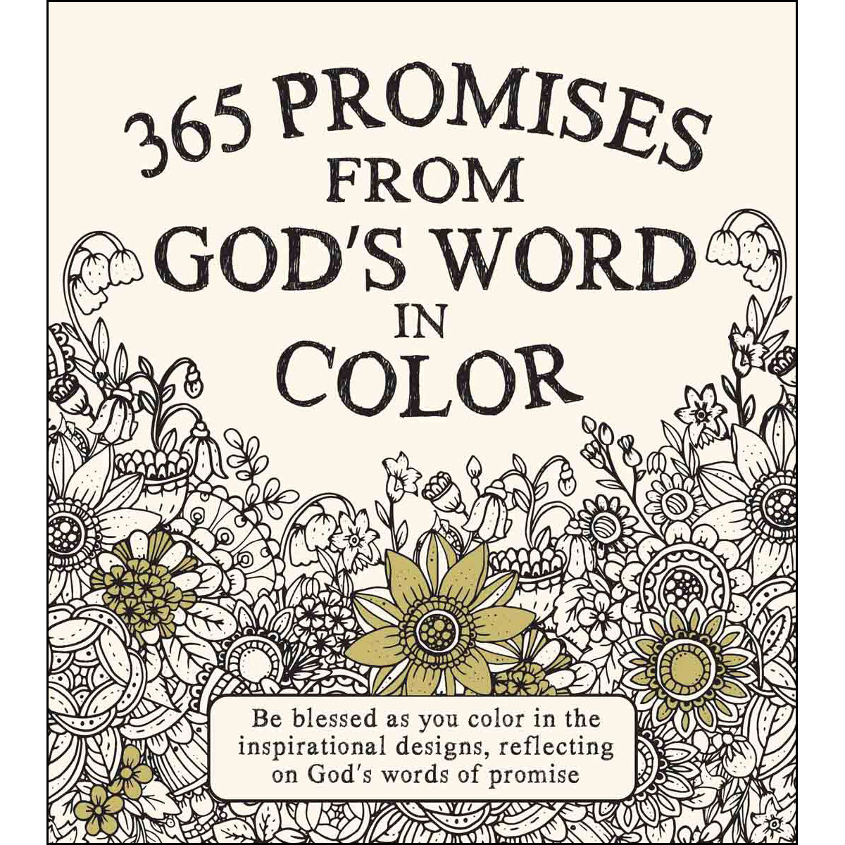 365 Promises From God's Word In Color (Paperback)