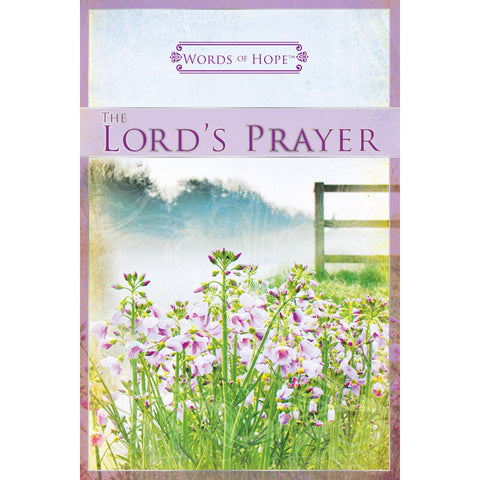 The Lords Prayer (Paperback)