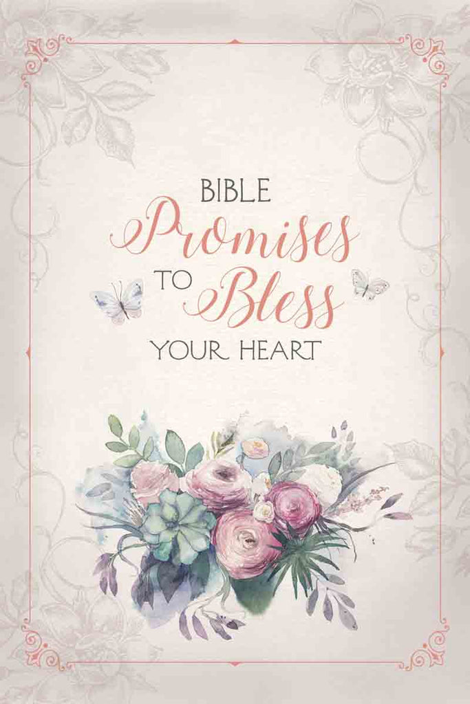 Bible Promises To Bless Your Heart (Paperback)