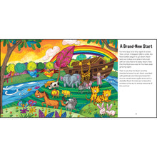 Load image into Gallery viewer, Illustrated Children's Bible With CD (Hardcover)