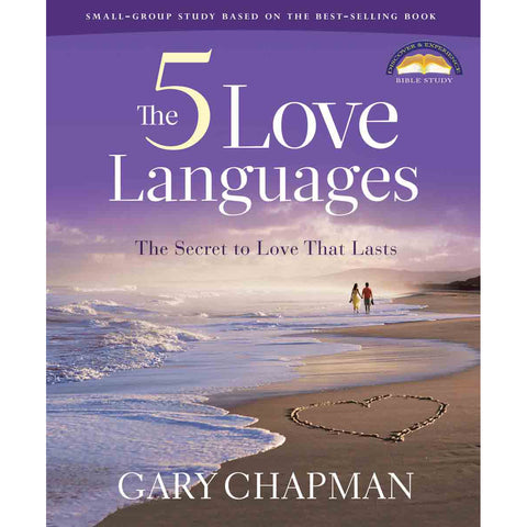 The 5 Love Language Study Guide (Paperback)