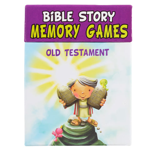 Bible Story Memory Games Old Testament (Boxed Set)