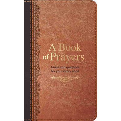 A Book Of Prayers (Imitation Leather)