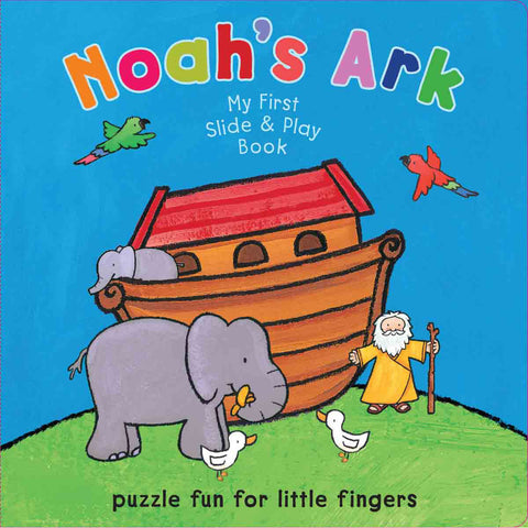 Noah's Ark - My First Slide And Play Book (Board Book)