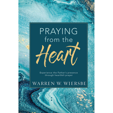 Praying From The Heart (Paperback)