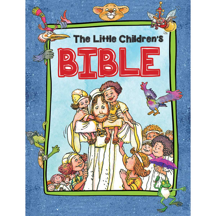 The Little Children's Bible (Paperback)