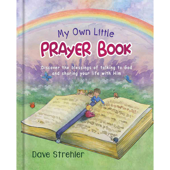My Own Little Prayer Book (Hardcover)