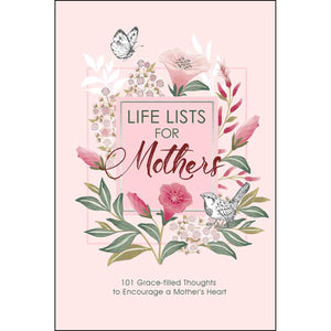 Life Lists For Mothers (Hardcover)
