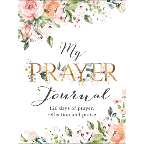 My Prayer Journal (Paperback)