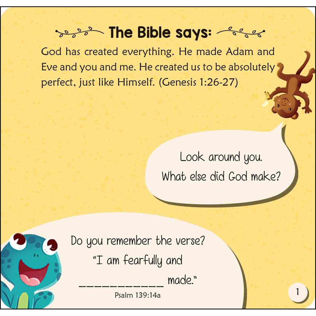 My First Memory Verse Bible Flash Cards (Cards)