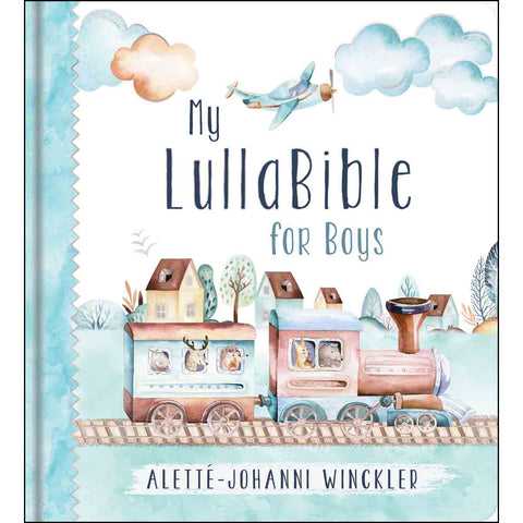 My LullaBible For Boys (Padded Hardcover)
