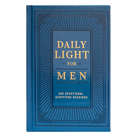Daily Light For Men (Hardcover)